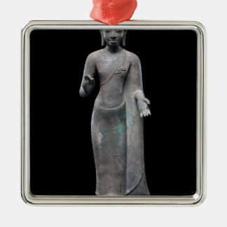 Buddha Preaching Metal Ornament