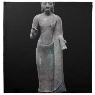 Buddha Preaching Napkin