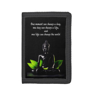 Buddha Quote 2 wallets