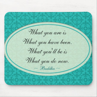Buddha Quote Motivational Mousepad
