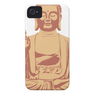 Buddha Religious Statue iPhone 4 Case