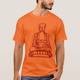 Buddha Scroll T-Shirt