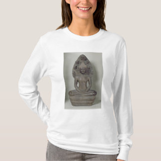 Buddha seated in meditation on the Naga, Angkor T-Shirt