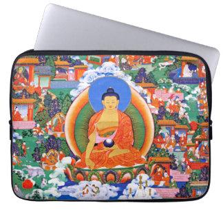 Buddha - Shakyamuni Buddha Laptop Sleeve