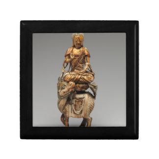 Buddha Shakyamuni with attendant bodhisattvas Gift Box
