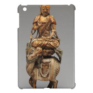 Buddha Shakyamuni with attendant bodhisattvas iPad Mini Case