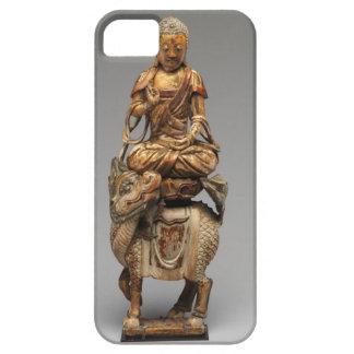 Buddha Shakyamuni with attendant bodhisattvas iPhone 5 Case