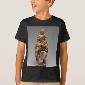 Buddha Shakyamuni with attendant bodhisattvas T-Shirt