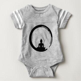 Buddha silent baby bodysuit