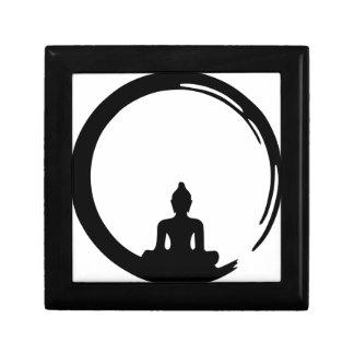 Buddha silent gift box