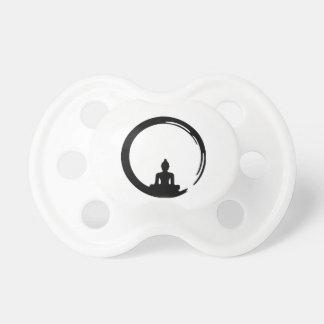 Buddha silent pacifier