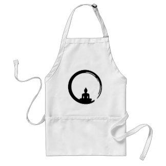 Buddha silent standard apron