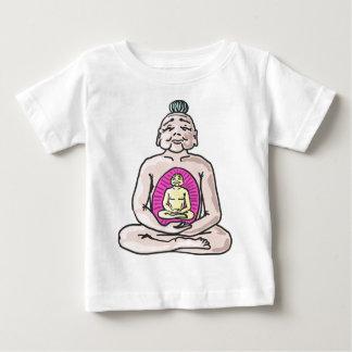 Buddha Sketch Vector Baby T-Shirt