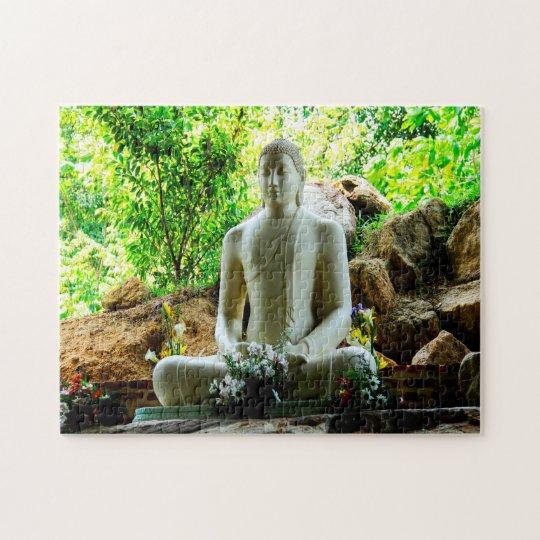 Buddha Sri Lanka. Jigsaw Puzzle