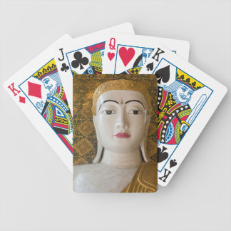 Buddha State Portrait Bicycle Playing Cards