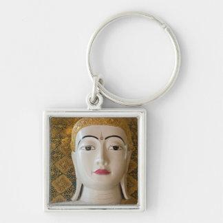 Buddha State Portrait Keychain