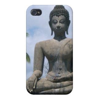 Buddha Statue iPhone Case iPhone 4 Case