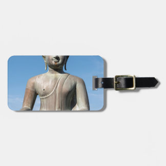 Buddha Statue, Sri Lanka Luggage Tag