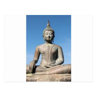Buddha Statue, Sri Lanka Postcard