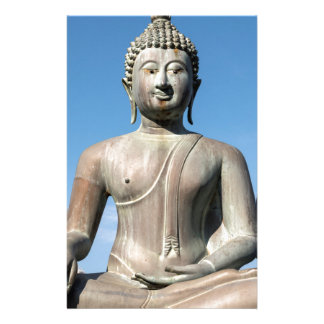 Buddha Statue, Sri Lanka Stationery