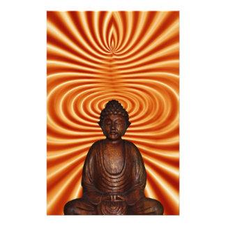 Buddha Style Personalized Stationery