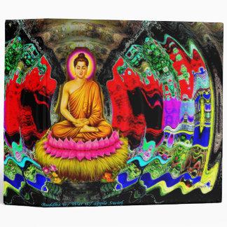 Buddha Swirl - Binder