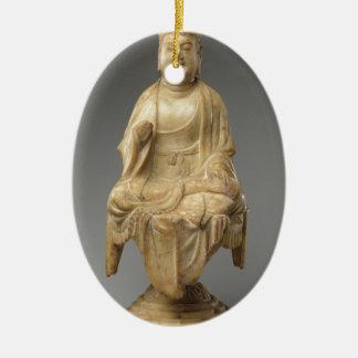 Buddha - Tang dynasty (618–907) Ceramic Ornament