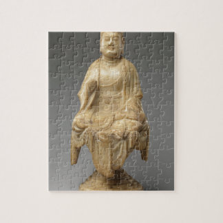 Buddha - Tang dynasty (618–907) Jigsaw Puzzle