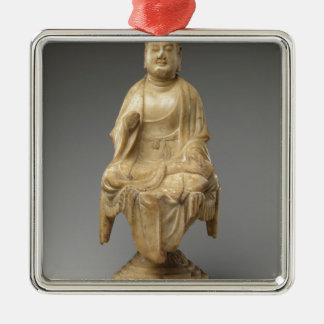 Buddha - Tang dynasty (618–907) Metal Ornament