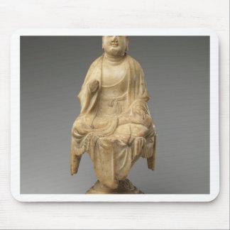 Buddha - Tang dynasty (618–907) Mouse Pad