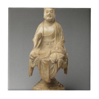 Buddha - Tang dynasty (618–907) Tile