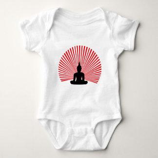 Buddha tha baby bodysuit