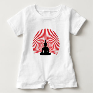 Buddha tha baby romper