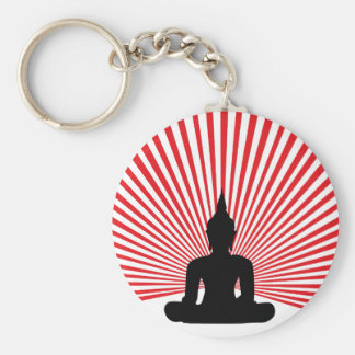 Buddha tha keychain