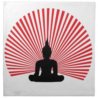 Buddha tha napkin