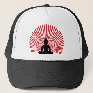 Buddha tha trucker hat