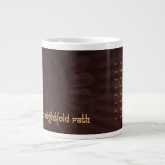 Buddha: The Noble Eightfold Path, jumbo mug