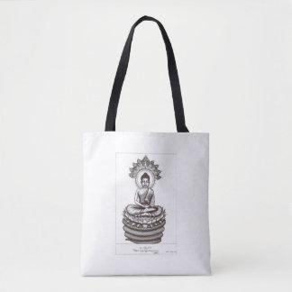 Buddha Tote by Vannak Anan Prum