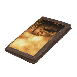 Buddha Tri-fold Wallets