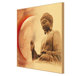 Buddha  V Canvas Print