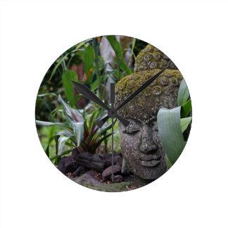 Buddha Wallclocks