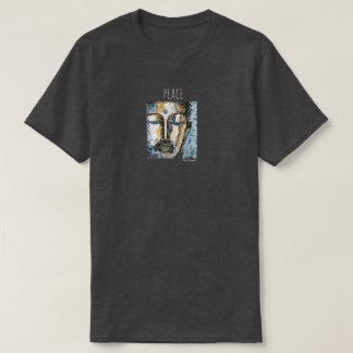 Buddha Watercolor Art Peace Men's T-Shirt
