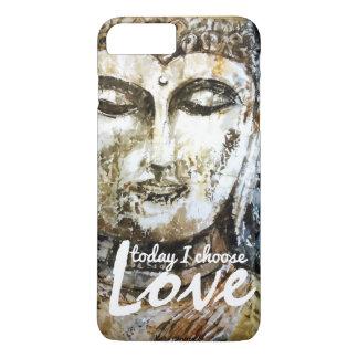 Buddha Watercolor love iPhone 7 Plus Case
