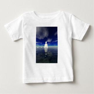 buddha white and steps baby T-Shirt