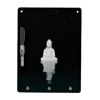 buddha white dry erase board