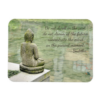 Buddha Zen Inspirational Quote Magnet