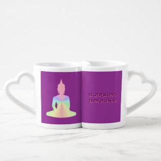 Buddha's Banshee Drink Recipe Lovers Mug Set