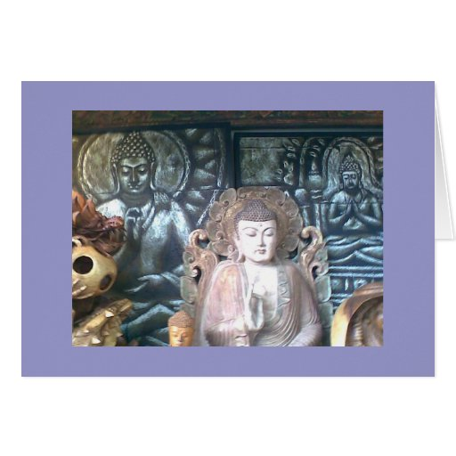 Buddhas Card