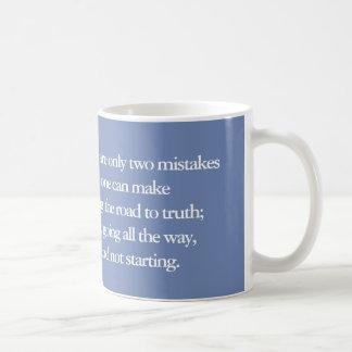 Buddha's Wisdom Mug