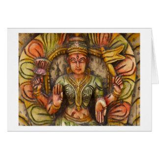 Buddhism Buddhist Spiritual Religion Card